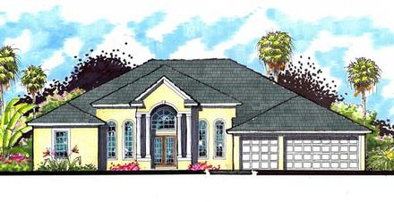 House Plan 66872