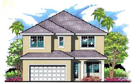 House Plan 66873