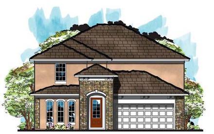 House Plan 66874