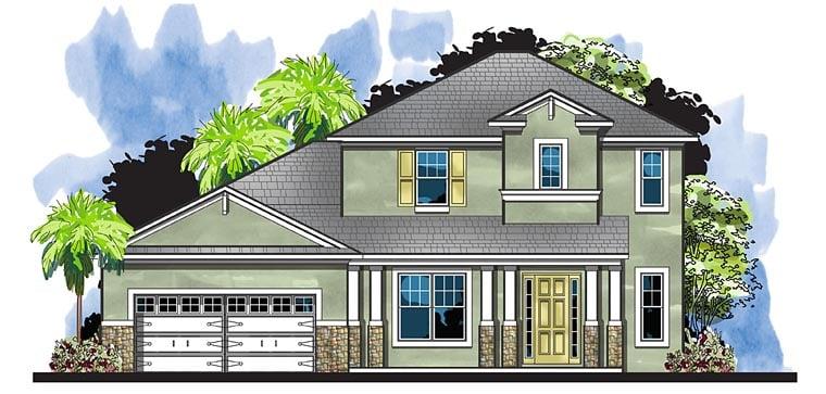 House Plan 66938