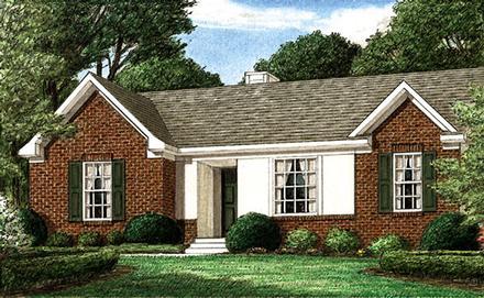 House Plan 67005