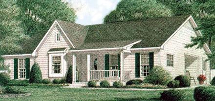 House Plan 67006