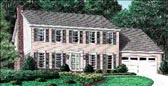 Plan Number 67009 - 1801 Square Feet