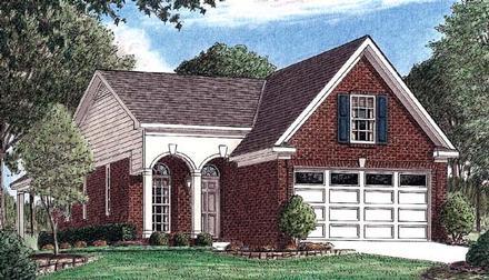 House Plan 67020