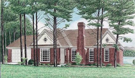 House Plan 67044
