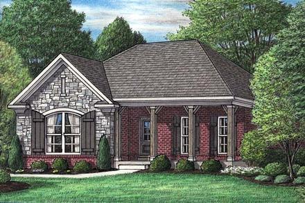 House Plan 67047