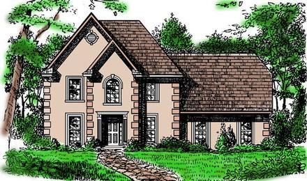 House Plan 67048