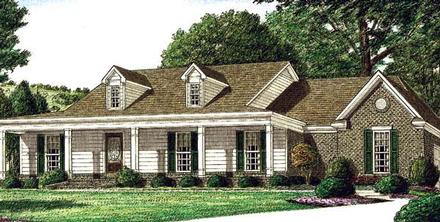 House Plan 67049