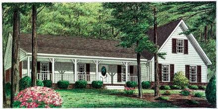 House Plan 67051