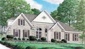 Plan Number 67058 - 1722 Square Feet