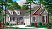 Plan Number 67102 - 2524 Square Feet