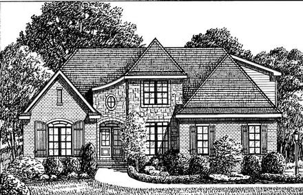 House Plan 67130