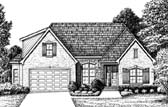 Plan Number 67134 - 2580 Square Feet
