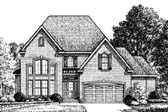 Plan Number 67137 - 2501 Square Feet