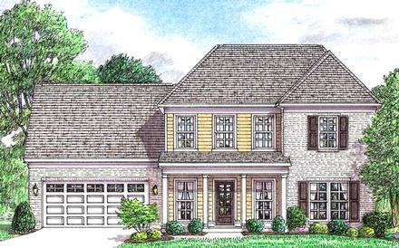 House Plan 67145