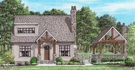 House Plan 67156