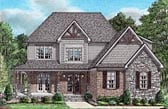 Plan Number 67158 - 2546 Square Feet