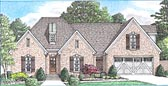 Plan Number 67161 - 1713 Square Feet