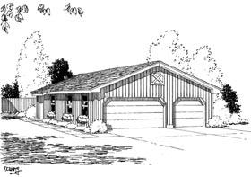 Garage Plan 67201
