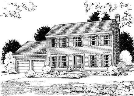 House Plan 67251
