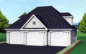 Garage Plan 67276