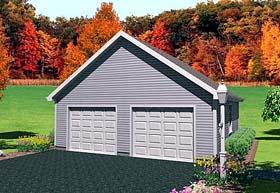 Garage Plan 67281