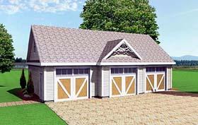 Garage Plan 67291