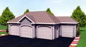 Garage Plan 67295
