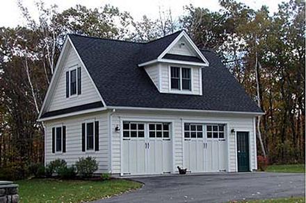 Garage Plan 67301