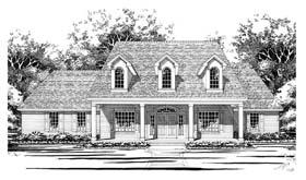 House Plan 67445