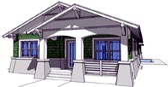 House Plan 67501
