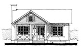 Plan Number 67503 - 841 Square Feet