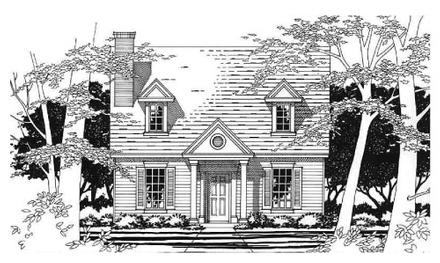 House Plan 67619