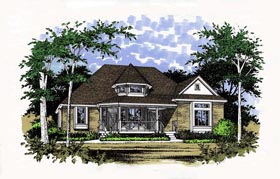 House Plan 67680
