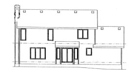 Country House Plan 67801 Rear Elevation