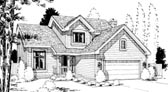 Plan Number 67803 - 1919 Square Feet