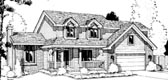 Plan Number 67811 - 2205 Square Feet