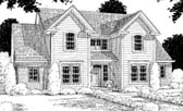 Plan Number 67823 - 1953 Square Feet