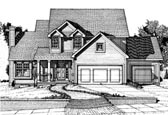 Plan Number 67842 - 1804 Square Feet