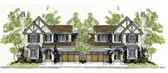 Plan Number 67904 - 3430 Square Feet