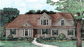 Plan Number 67943 - 1902 Square Feet