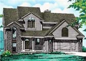 Plan Number 67971 - 1748 Square Feet