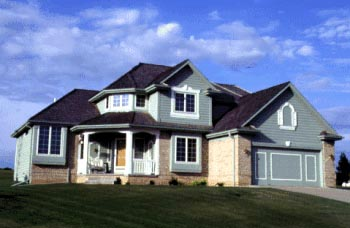 Traditional House Plan 68009 Elevation