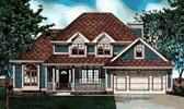Plan Number 68028 - 1798 Square Feet