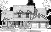 Plan Number 68052 - 1799 Square Feet