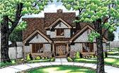 House Plan 68055