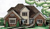Plan Number 68072 - 2190 Square Feet