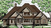 Plan Number 68084 - 3440 Square Feet