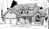 Plan Number 68105 - 1926 Square Feet