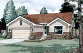 Plan Number 68109 - 1593 Square Feet